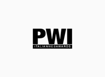 Italian web awards - By Mia Pontano